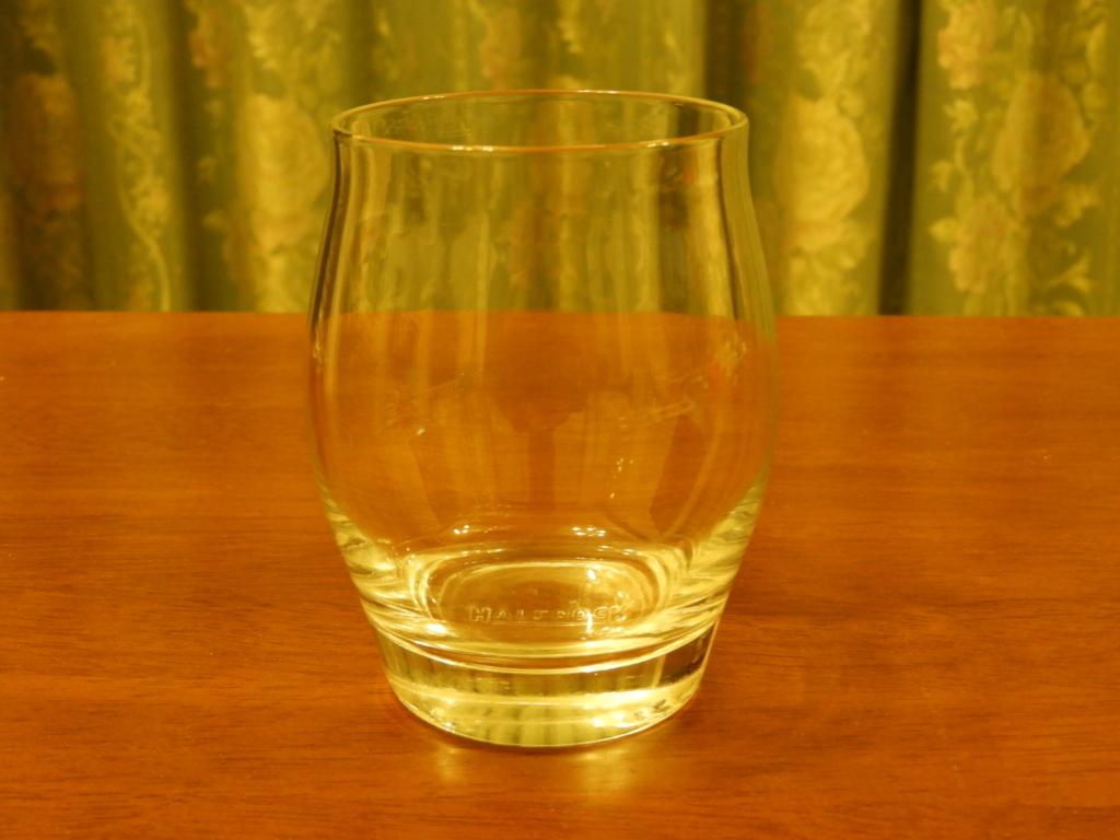 ハーフロック用のグラス