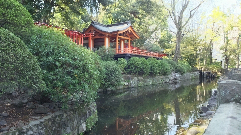乙女稲荷神社の社殿