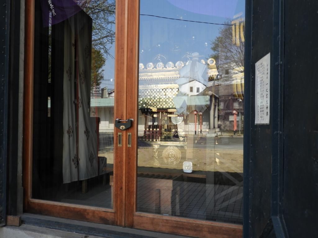 江戸時代の大神輿