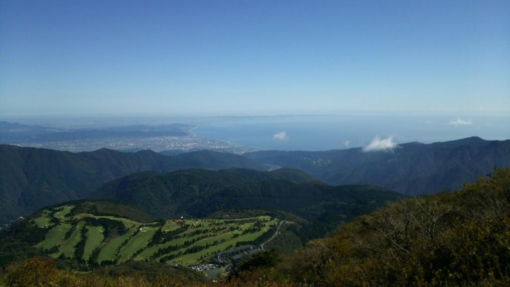 三浦半島から横浜方面