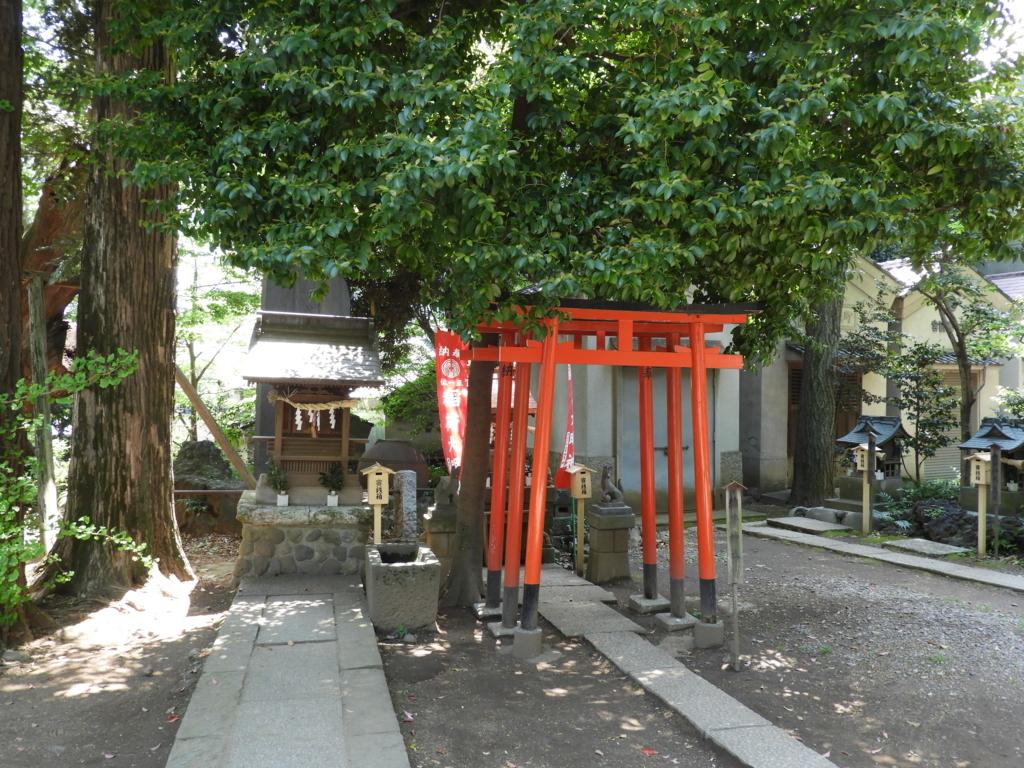 塩竃神社・稲荷神社