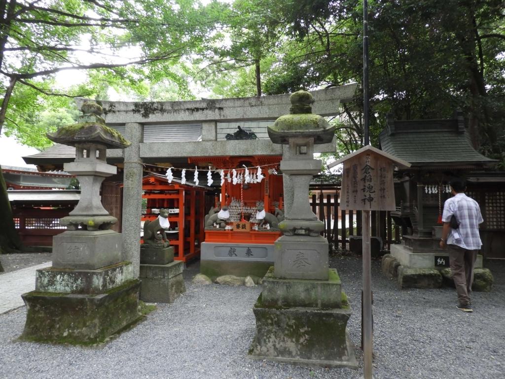 柞稲荷神社