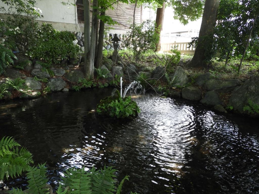 秩父最古の泉