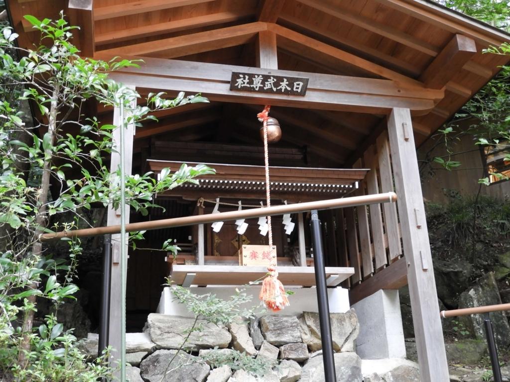 日本武尊社
