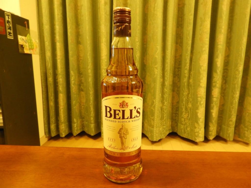 ベル スコッチウィスキー オリジナル