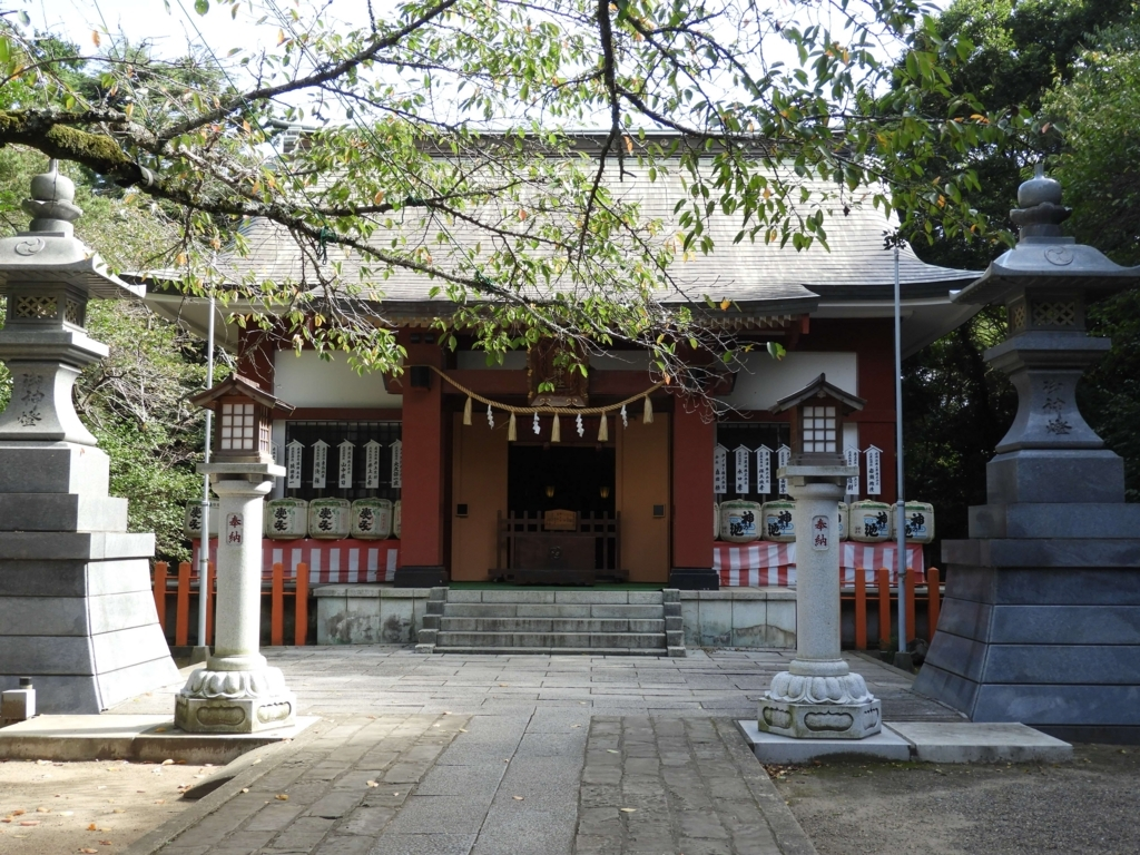 「国譲り」の神話に由来する息栖神社