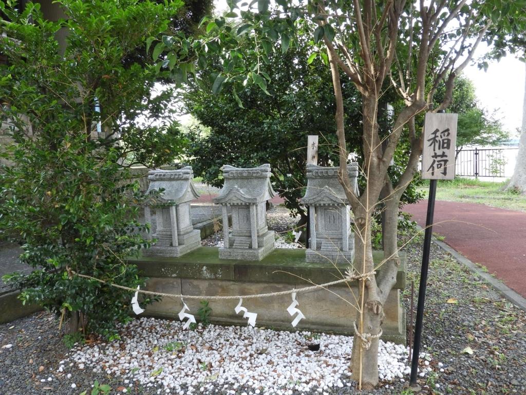 境内社の稲荷神社