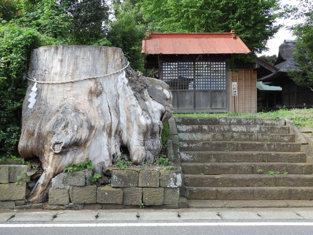 境内社の八坂神社