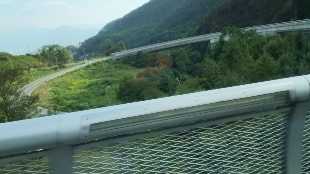 真光寺ループ橋