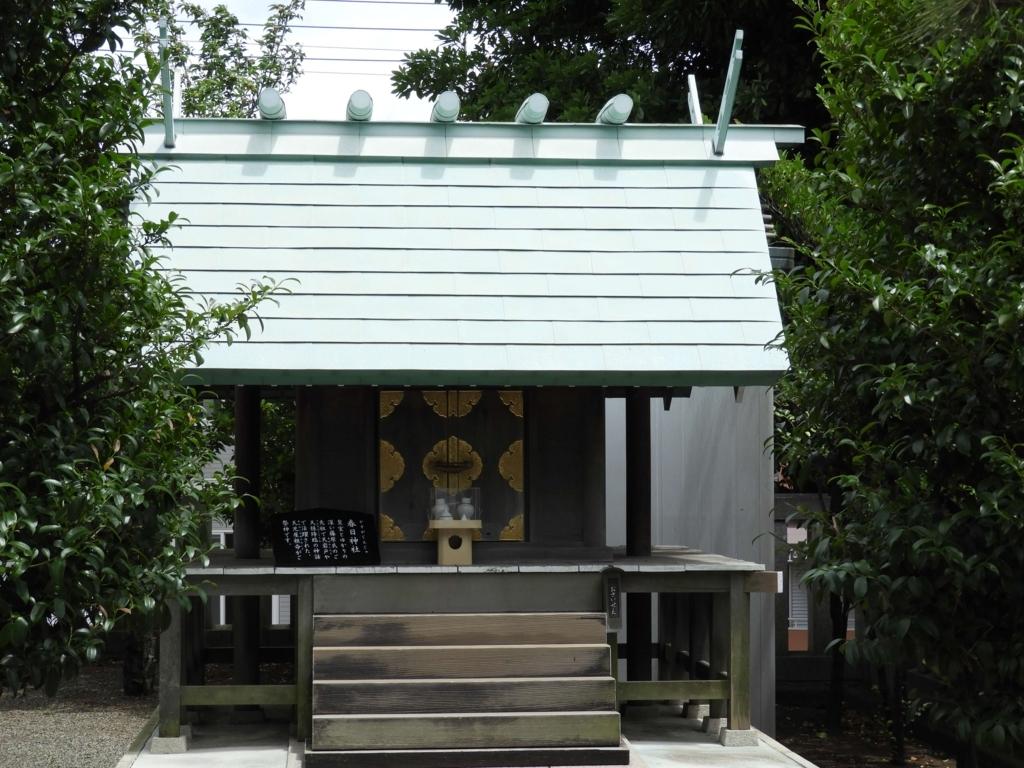 境内社の春日神社