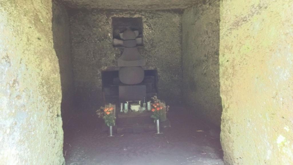 源実朝の墓