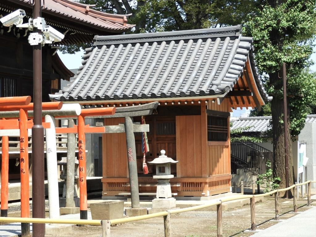 祐天寺の阿弥陀堂