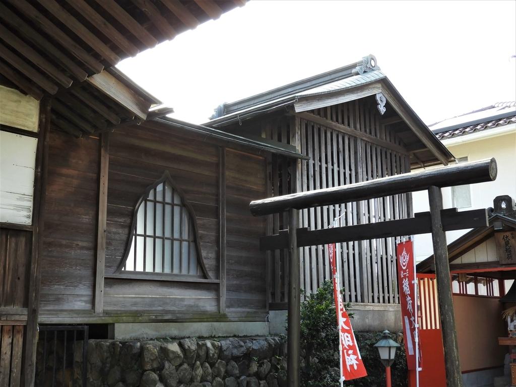 日吉八王子神社の本殿