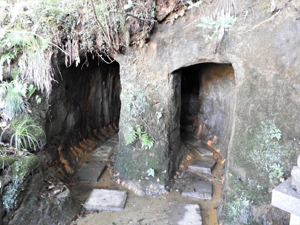 2代目の洞穴