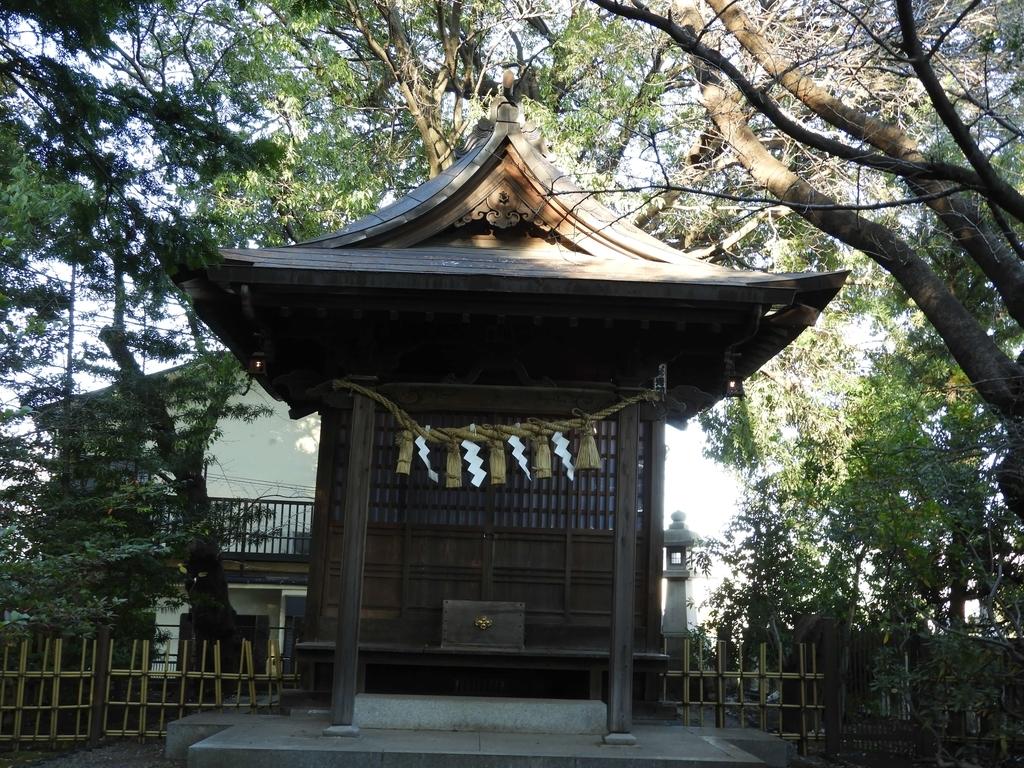 境内社の高良神社