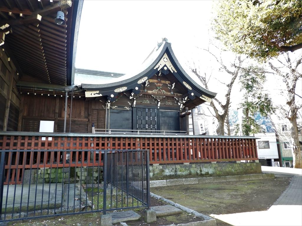 江戸時代の大名家による寺社造営の特色を現在に伝える本殿