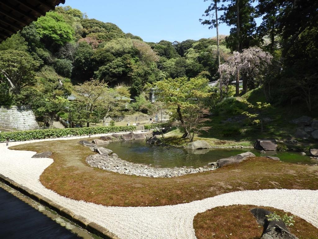 方丈裏庭園