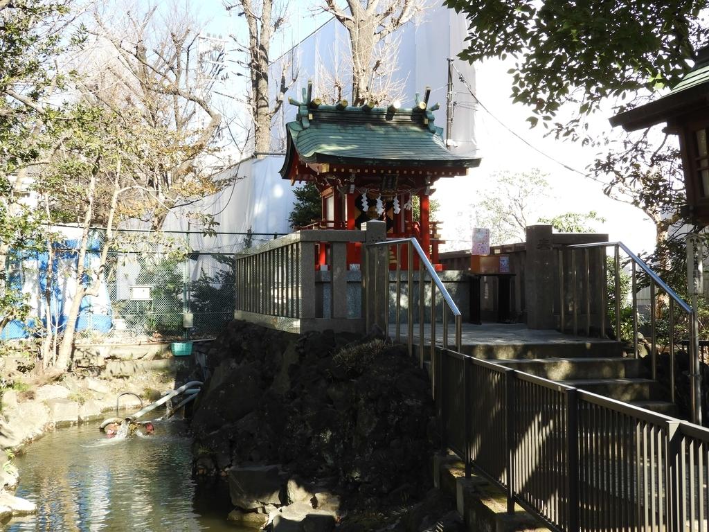 七渡神社・粟島神社