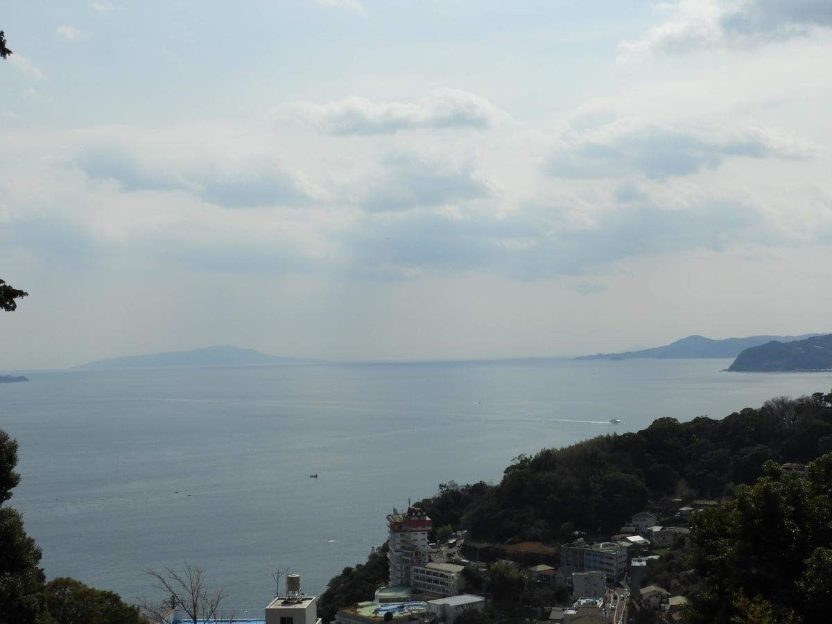 海抜176mからの眺望