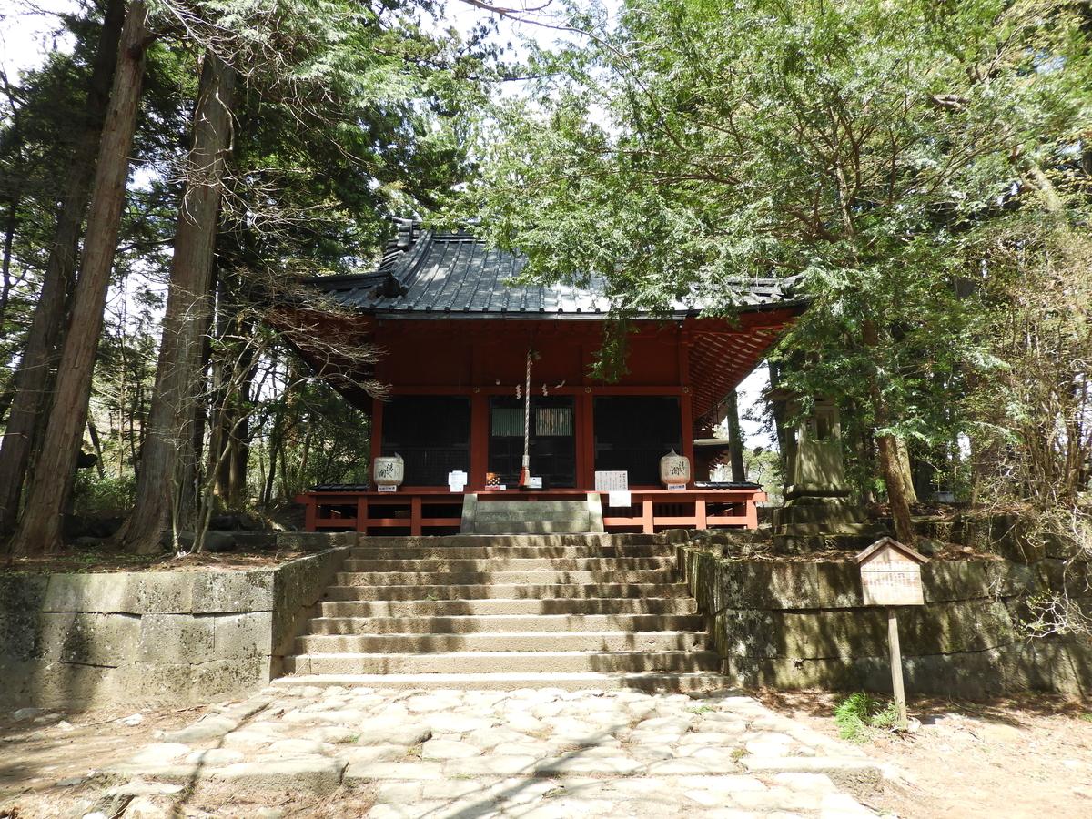本宮神社社殿