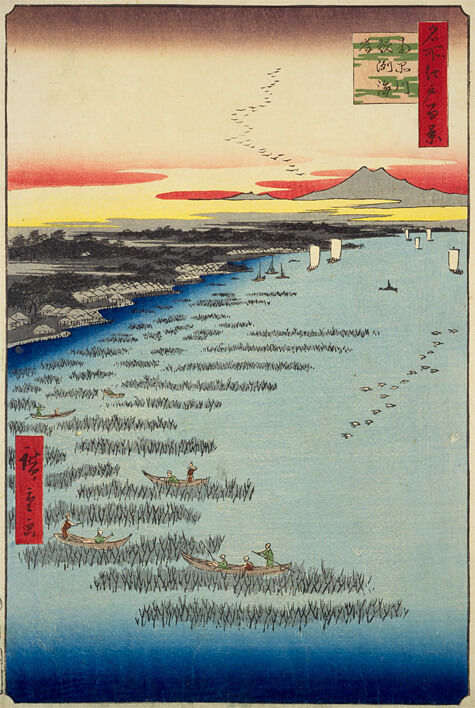 江戸時代の鮫洲