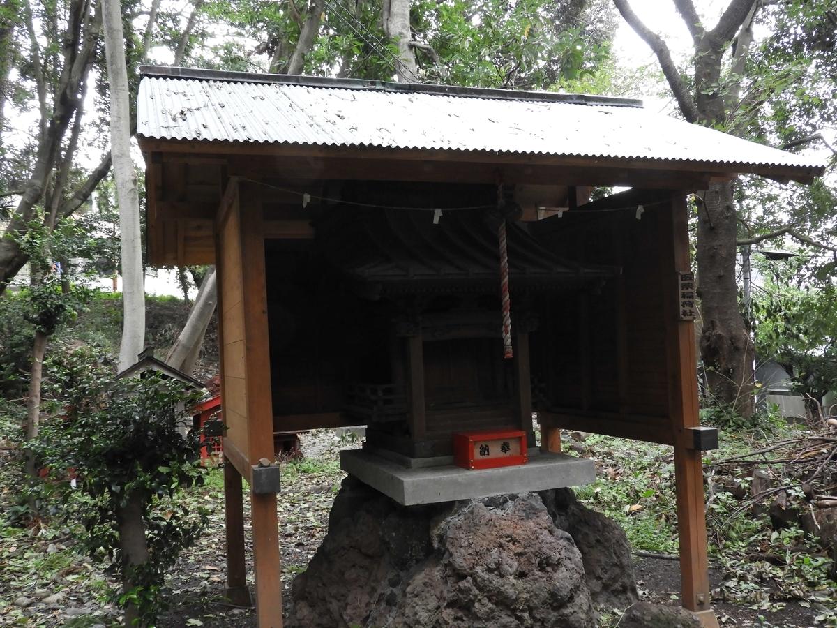 医薬稲荷神社