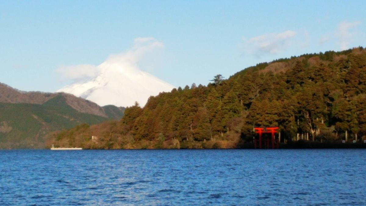 箱根を象徴する景色