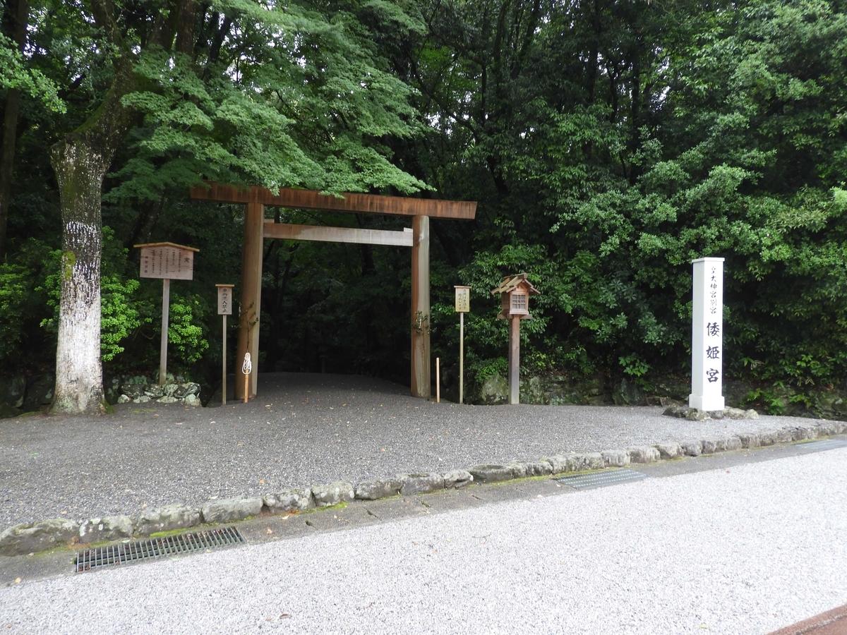倭姫宮の一の鳥居