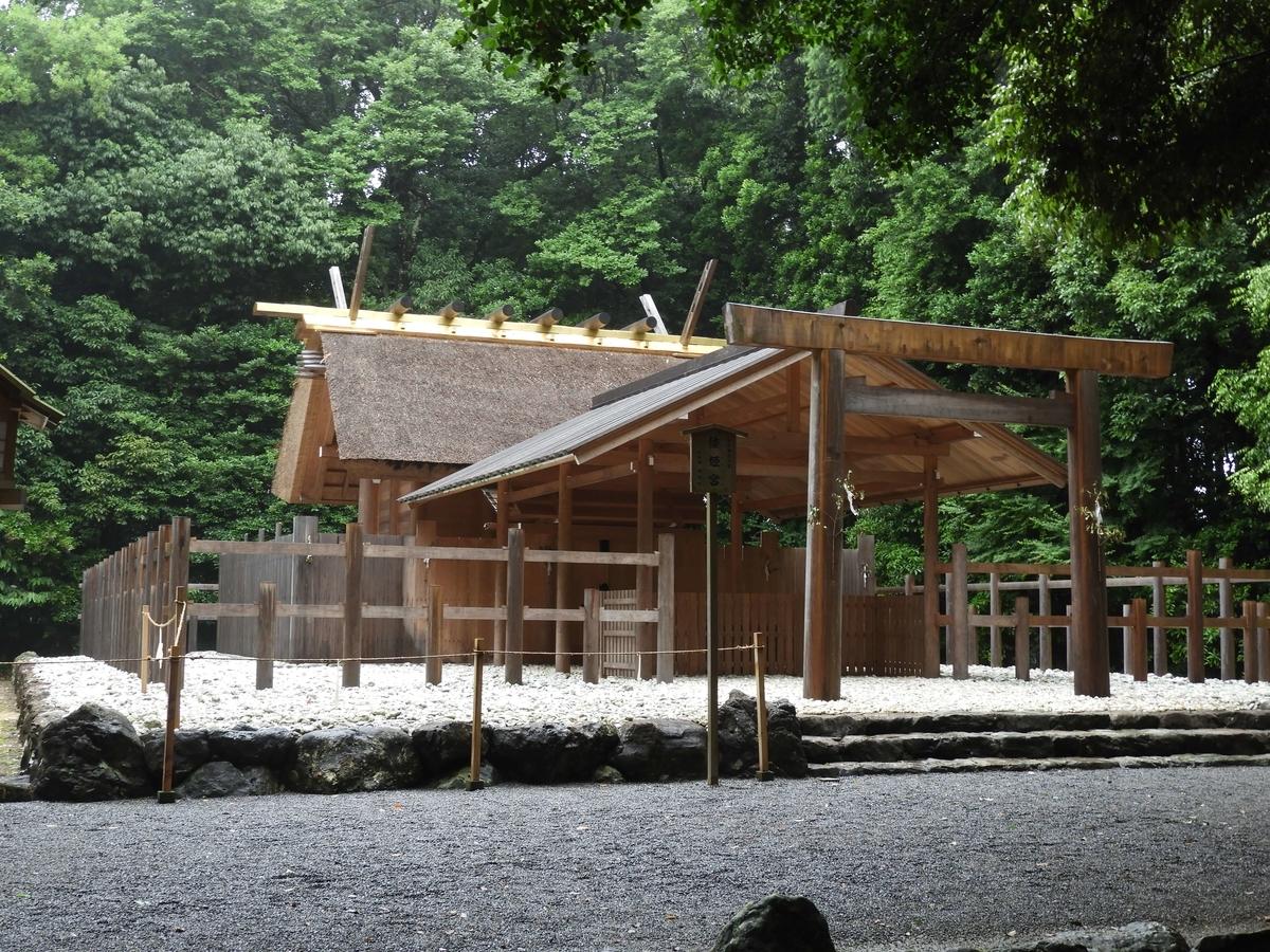 倭姫宮の社殿