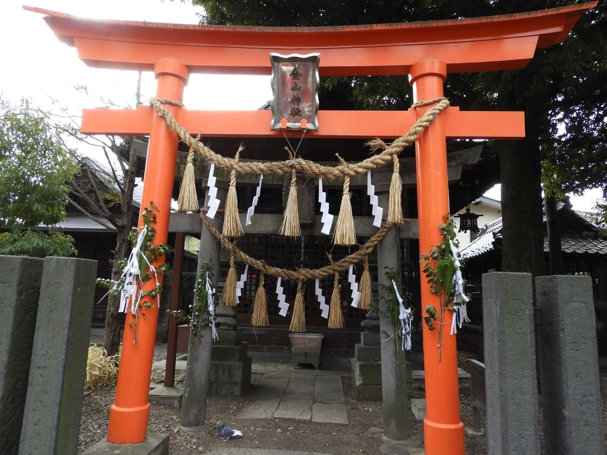 金山神社・松尾神社・三十四末社