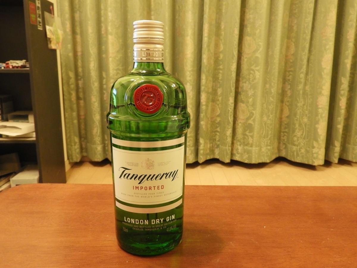 独得な形状のボトル