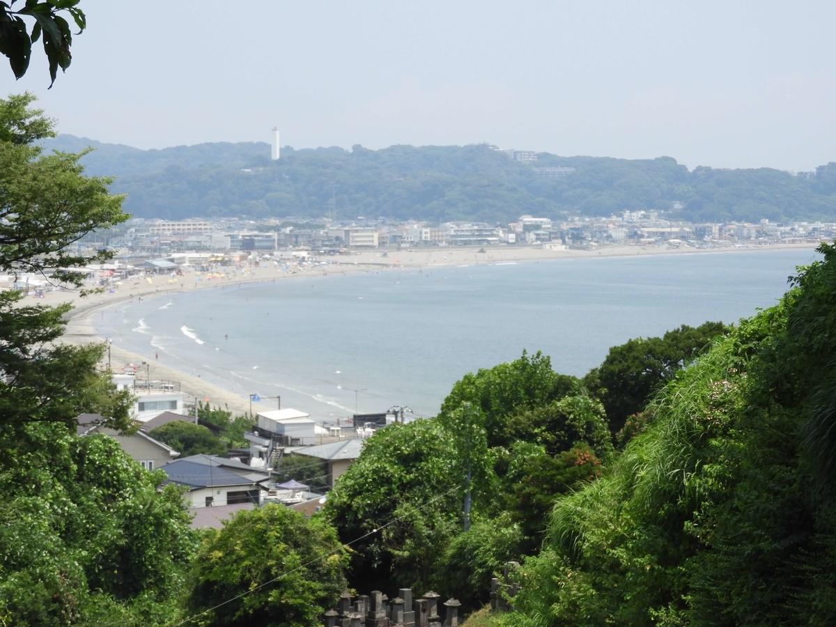 鎌倉を代表する絶景