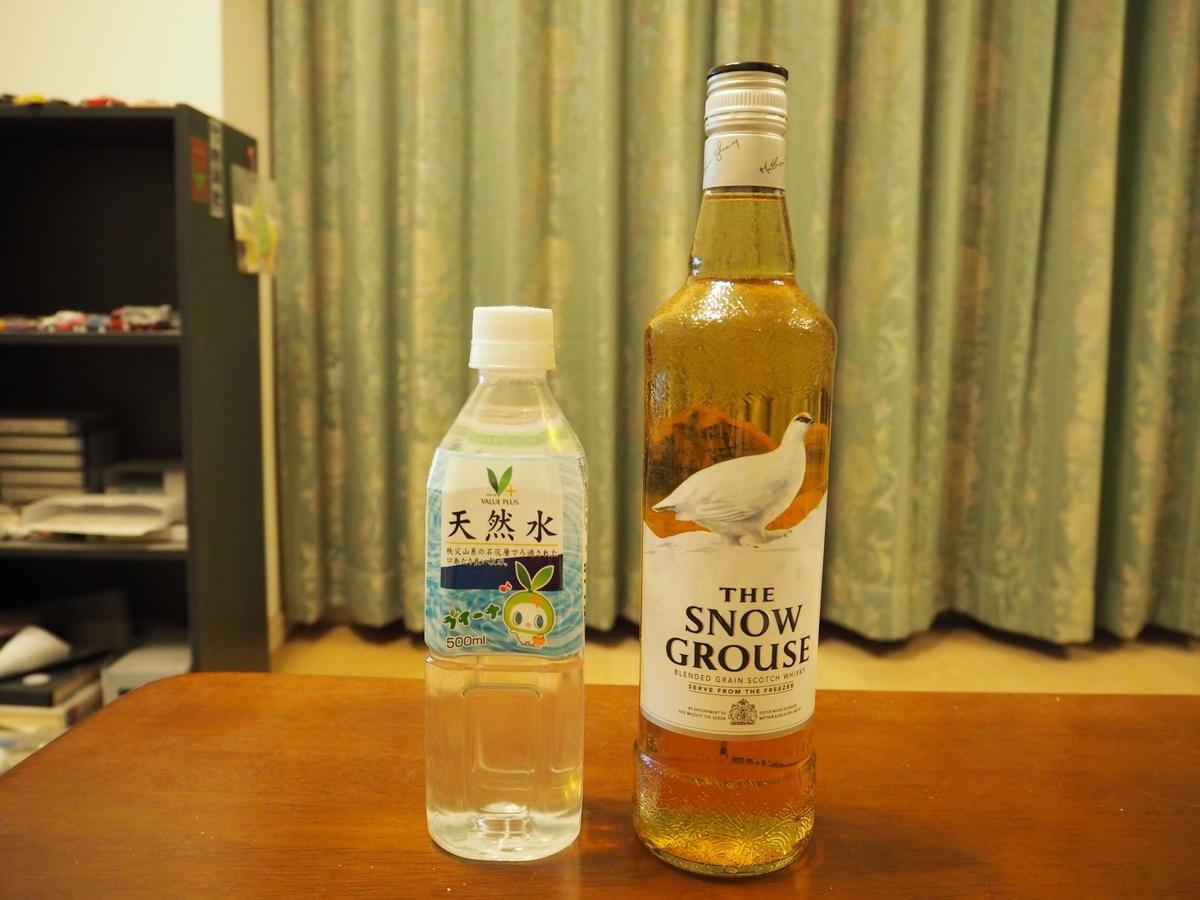 秩父山系の天然水