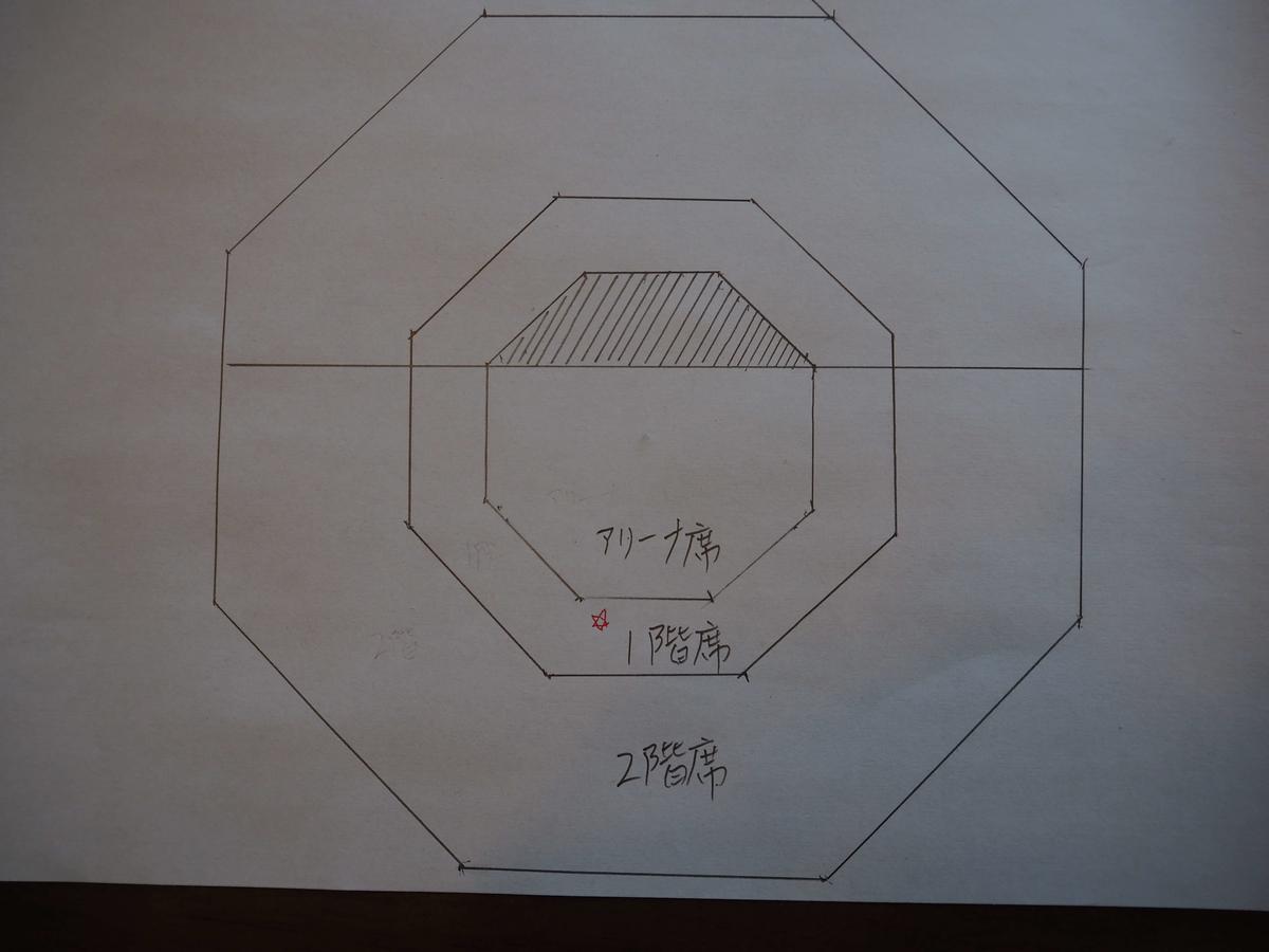館内の略図