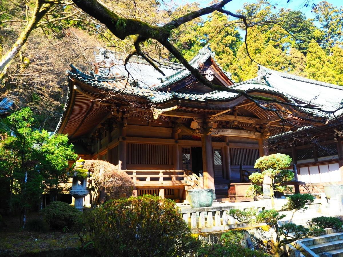 大雄山最乗寺の開山堂