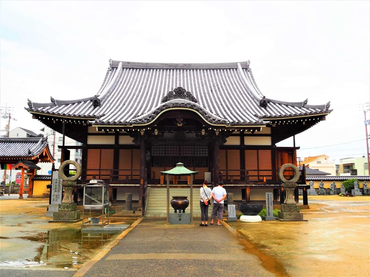 善通寺の釈迦堂