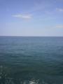 積丹の海。