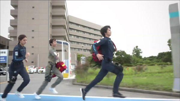 「コードブルー ヤマピー 走り方」の画像検索結果