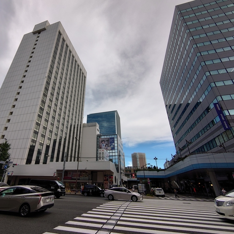 田町 Tamachi Station