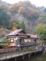 旅館向瀧全景。http://www.mukaitaki.com/