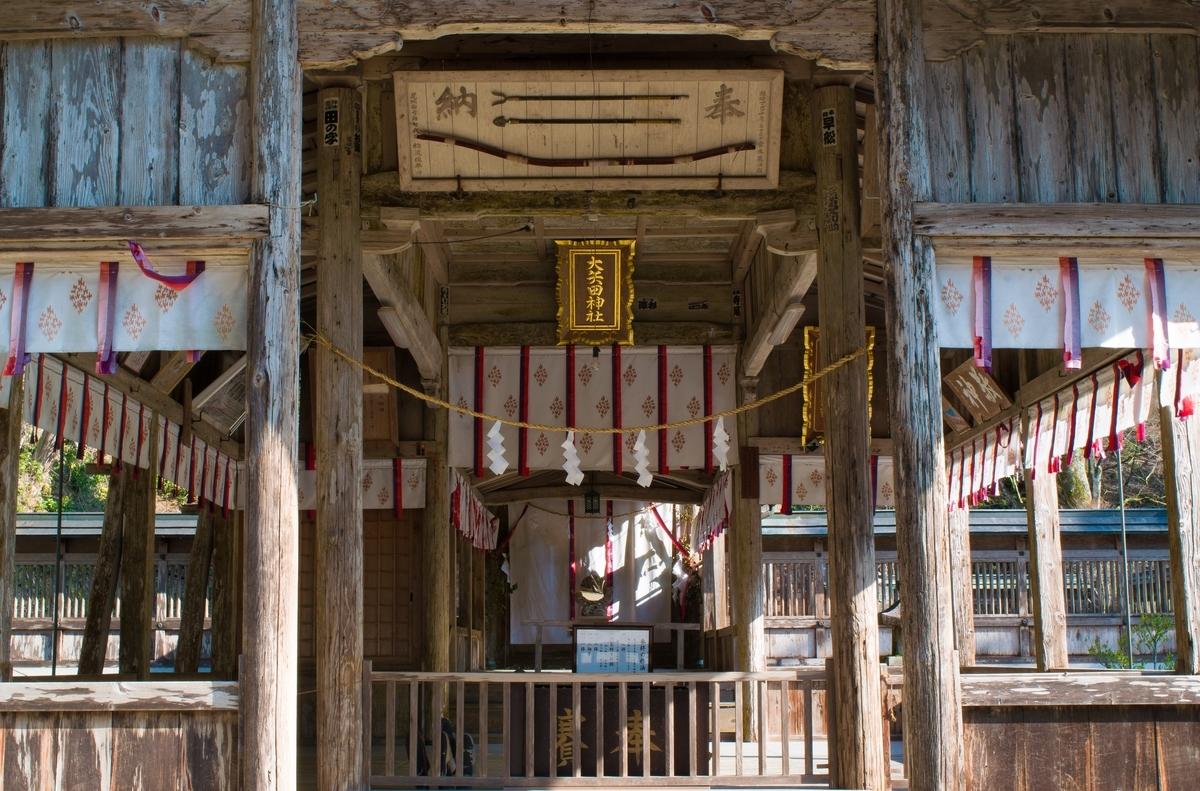 大矢田神社の社