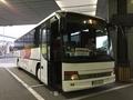 アウシュビッツ行きバス