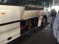 バスのトランク