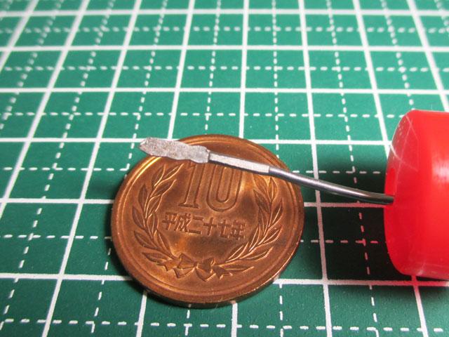 【ミニチュアフード】金属製のスプーン・フォーク・ナイフの作り方