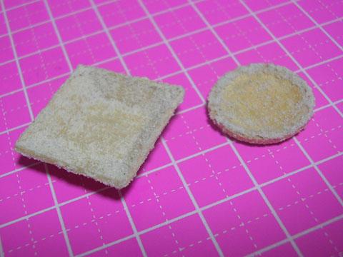 【ミニチュアフード】陶器風の食器の作り方