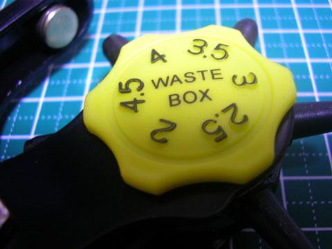 小さな円を作るには?「回転式穴あけパンチ」を試す