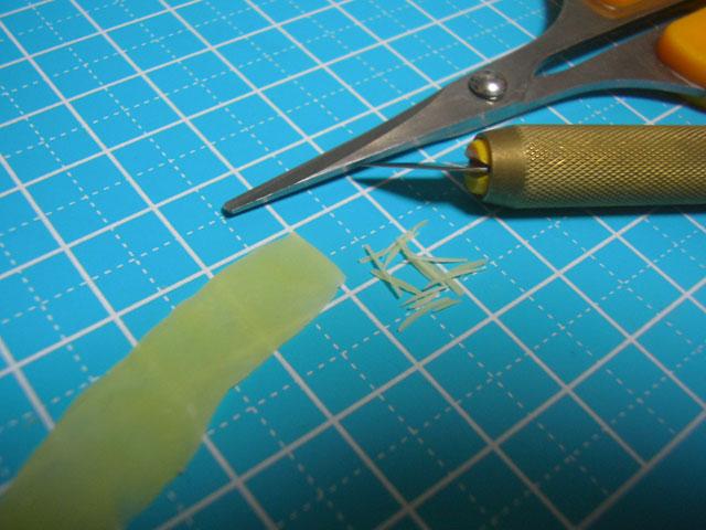 【ミニチュアフード】千切りキャベツの作り方