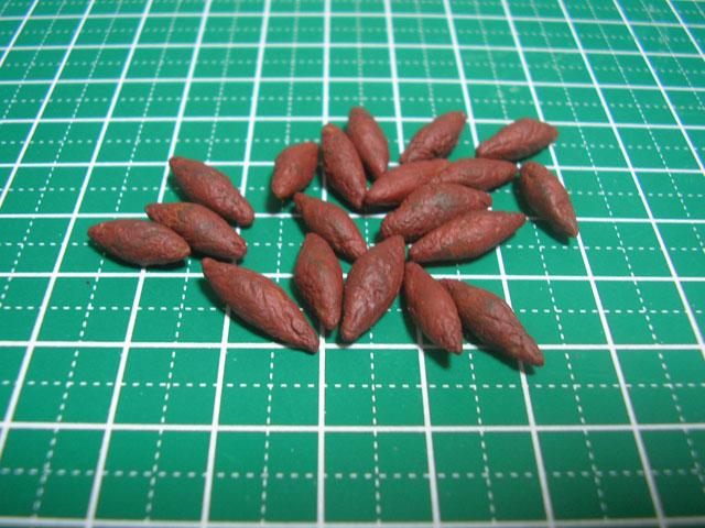 【ミニチュアフード】焼き芋の作り方