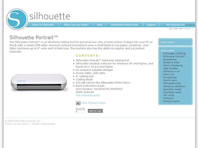 紙切断の精度と効率は段違い!?電動カッター機「Silhouette CAMEO(シルエットカメオ)」