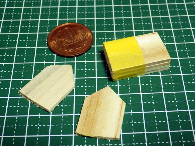 【ミニチュア小物】犬小屋(ミニハウス)の作り方